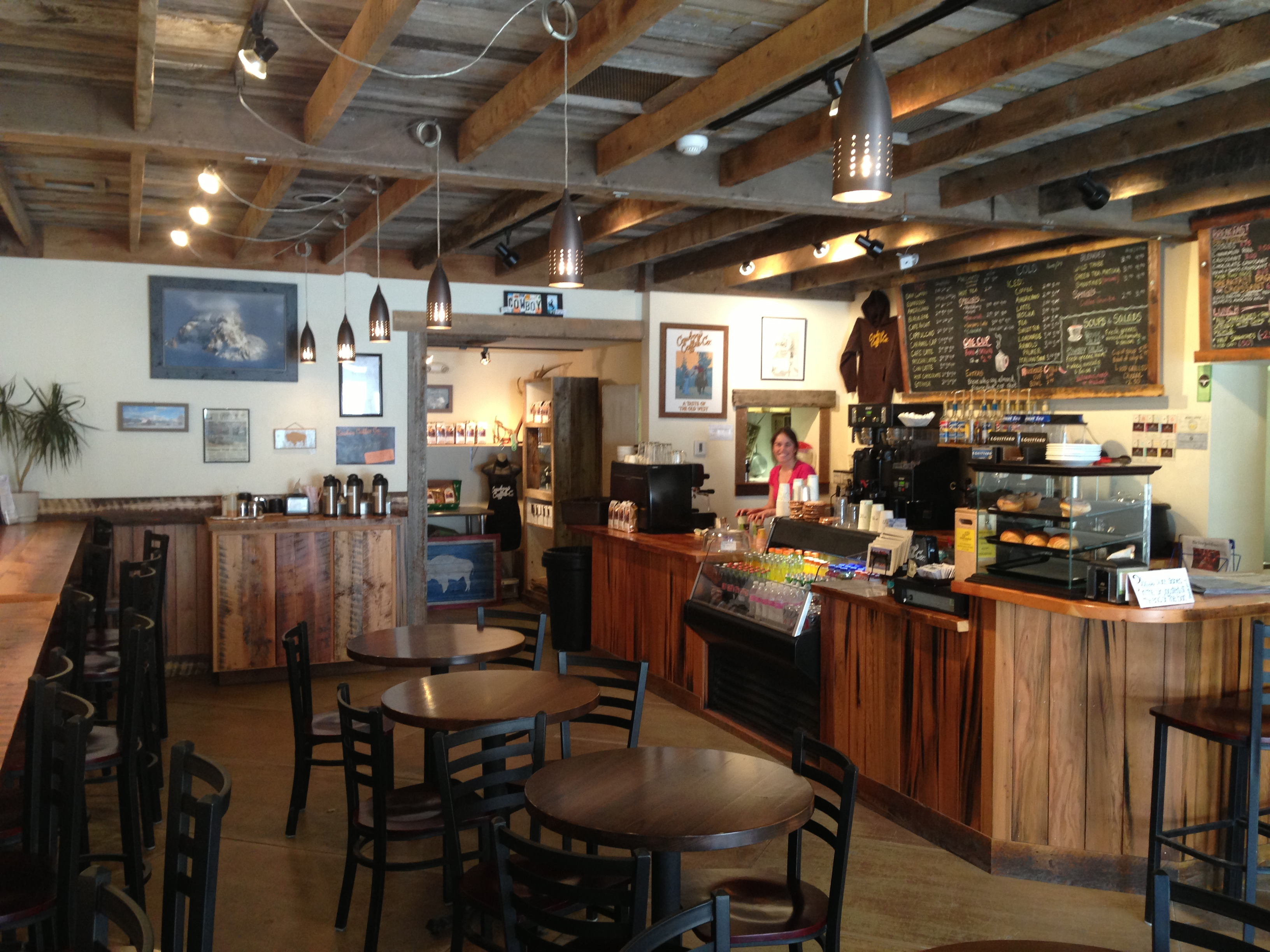 Cowboy Coffee Gallery – of Our Jackson Hole Coffee Shop