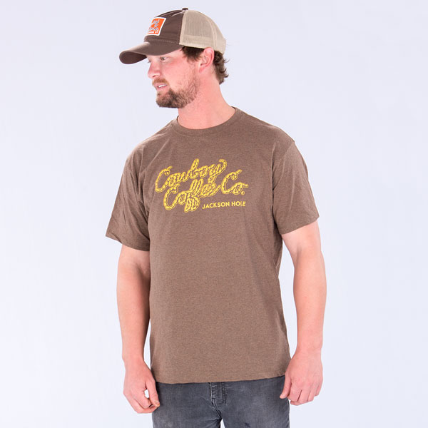 Cowboy Coffee T-Shirt