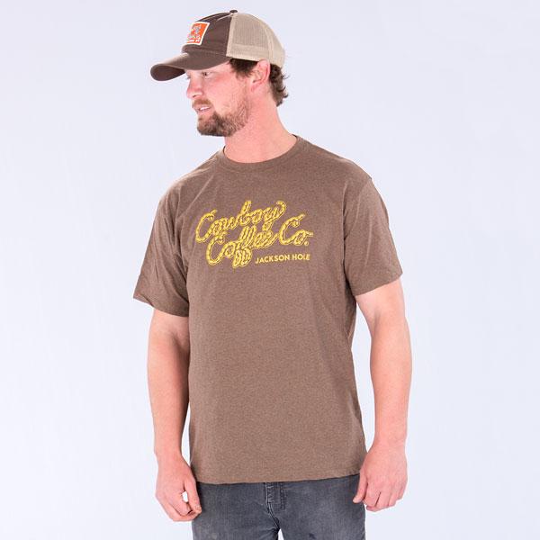Cowboy Coffee T-Shirt