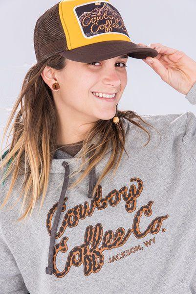 Paffrath cowboy coffee trucker hat