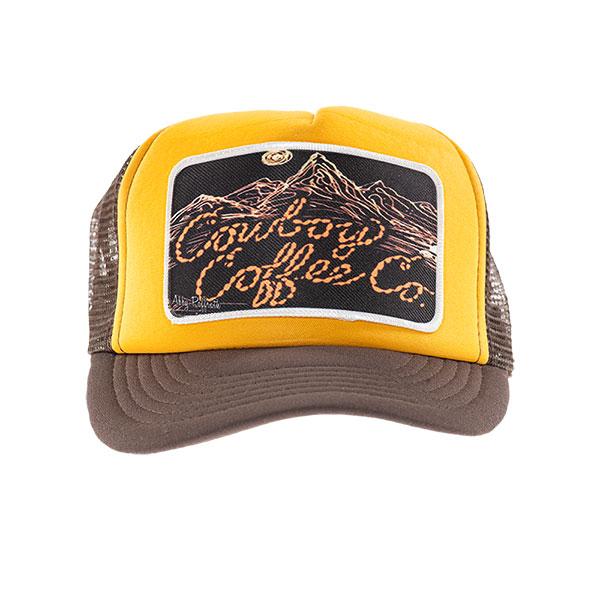 Paffrath cowboy coffee trucker lid hat